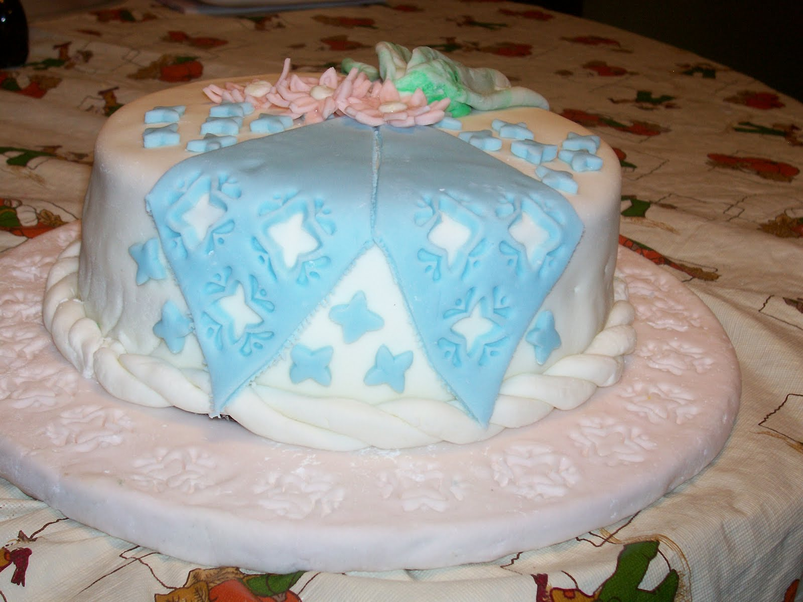 cake decorating directions